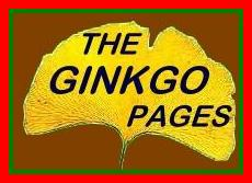 THE GINKGO PAGES logo
